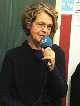 Katharina Feuerlein hat der Kinderradiogruppe Osdorf zum Thema Tierversuche berichtet
