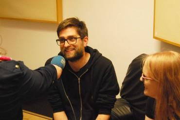 Patrick Möchel ist Dozent am SAE Institute in Hamburg - für Game Art Animation. Die Ohrlotsen aus Osdorf haben ihn zum Entstehen von Computerspielen befragt.